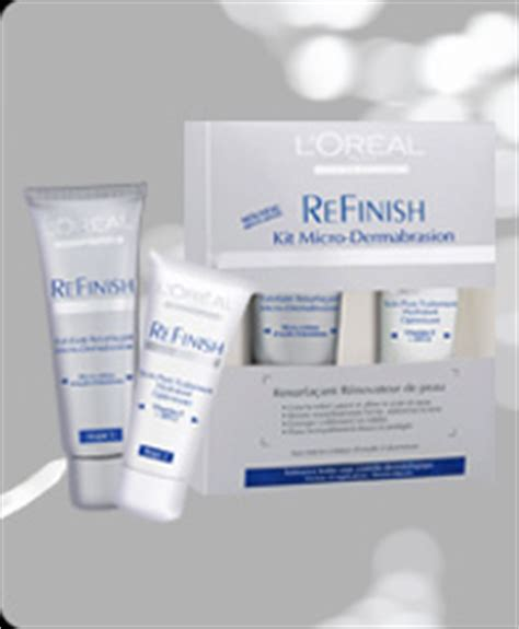 kit micro dermabrasion refinish dermo expertise lor al picture 4