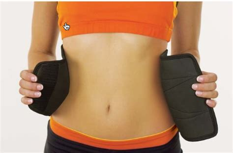 stomach wraps that burn belly fat as seen picture 3