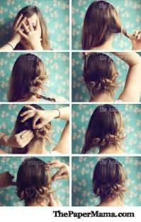 easy ways to put hair up picture 6