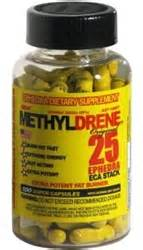 methyldrene 25 eca stack 100 caps blowout picture 3