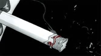 gif girl puff smoke picture 2