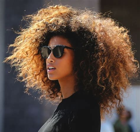 curly hair models picture 6