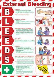 bleeding lip first aid picture 5