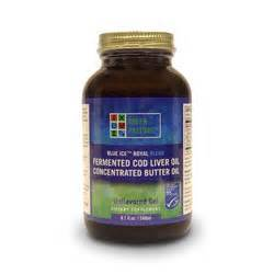 blue ice fermented cod liver oil capsules picture 9