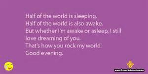 im awake but my world is half asleep picture 10