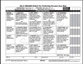 braden scale for skin essment picture 19