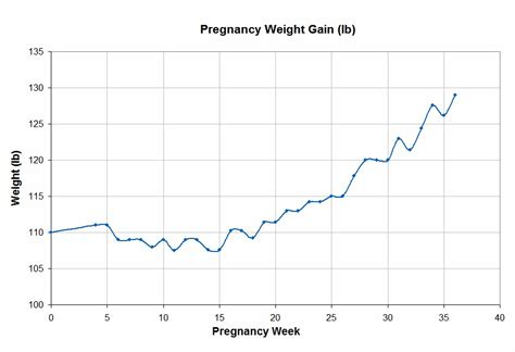 weight gain during your first trimester picture 7