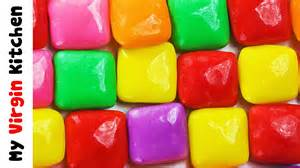 making homemade natural chewing gum picture 7