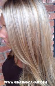 blonde highlights for the hair picture 1