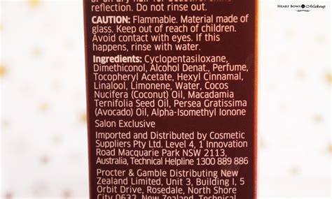 wella welloxon herbal ingredients picture 14