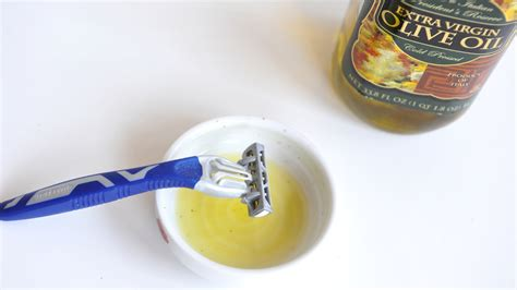 use olive oil to shave pubic hair picture 2