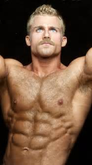 beautiful muscle hairy chest hunks picture 6