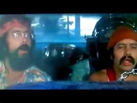 up in smoke car scene picture 1