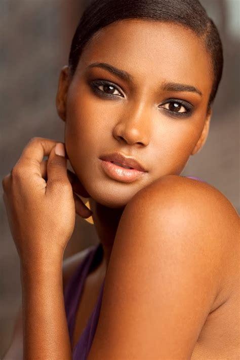 miss gabon dark skin picture 1