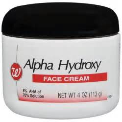 alpha hydroxy acid products walgreens picture 1