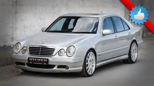 w210 2001 mercedes benz amg picture 1