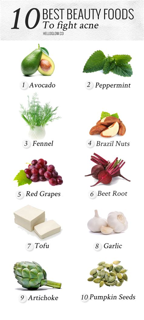 foods for acne picture 10