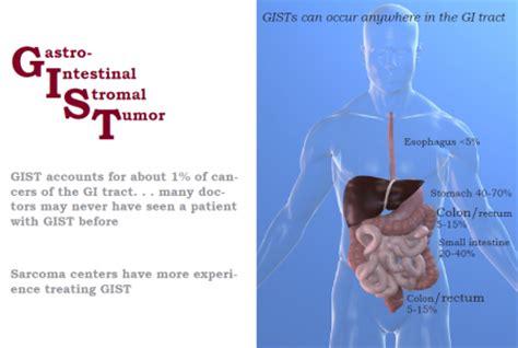 gastrointestinal stromal tumor stories picture 6