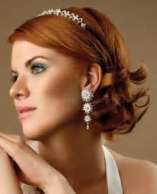 hairstyles for medium length hair for weddings picture 2