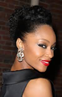 at home black hair style picture 7