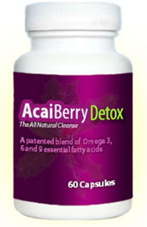 acaiberry all natural cleanse picture 1