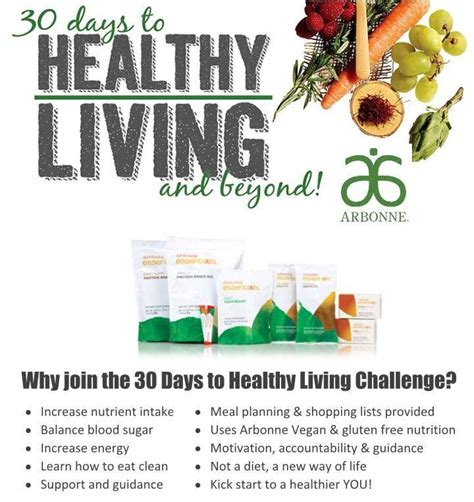 30 days to healthy living review arbonne picture 2