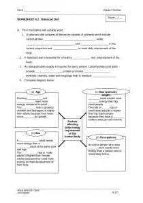 diet plan worksheets picture 5