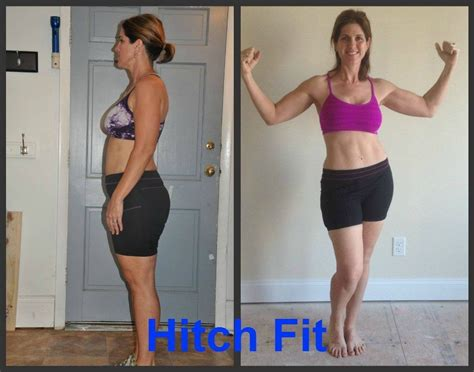 denise milani weight loss before and after picture 1