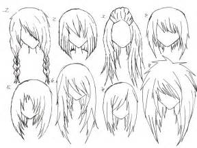 anime hair picture 1