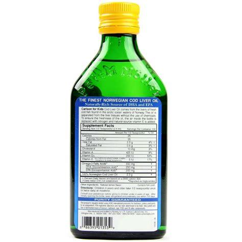 carlson cod liver oil capsules picture 11