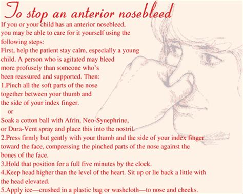Causes of blood pressure increase and nose bleeds picture 11