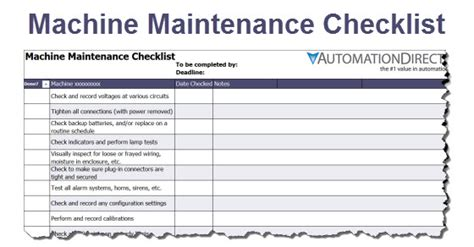 airplanes maintenance check list picture 17