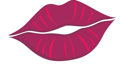 cartoon lips picture 1