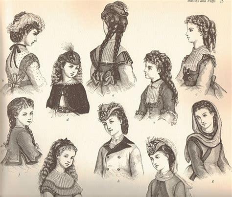 civil war ladies hair styles picture 6