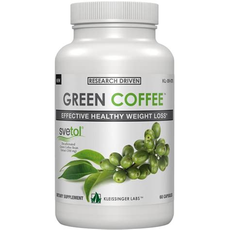 green coffee bean supplement picture 1