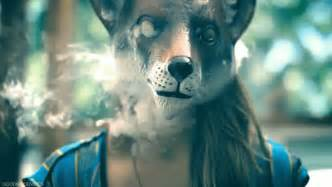 mask cigarette smoke on picture 3