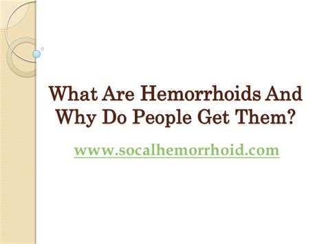 what are hemorrhoids picture 2