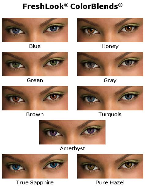 clearly colors contacts non prescription picture 1