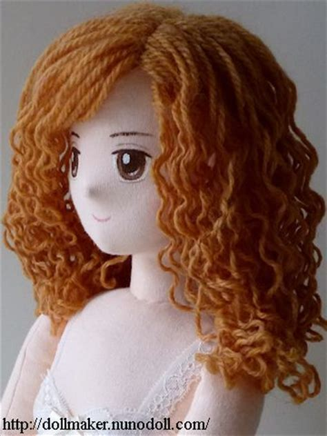 doll hair picture 10