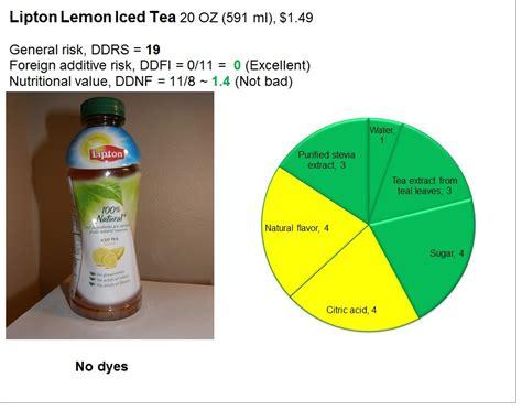 caffeine free diet lipton iced tea mix picture 4