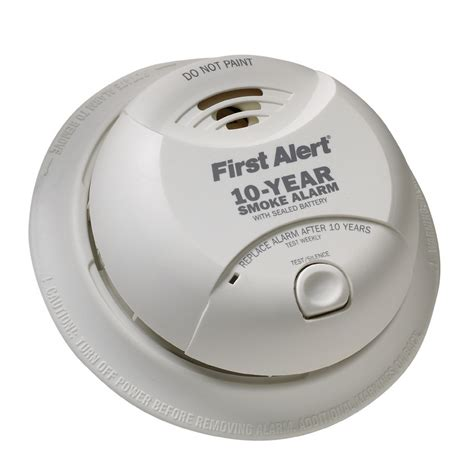 first alert smoke alarm picture 6