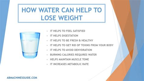 water weight loss picture 1