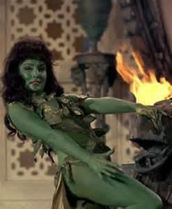 green skin dancer picture 2