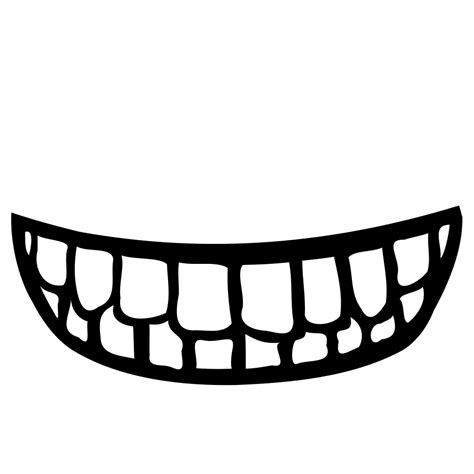 black teeth picture 2