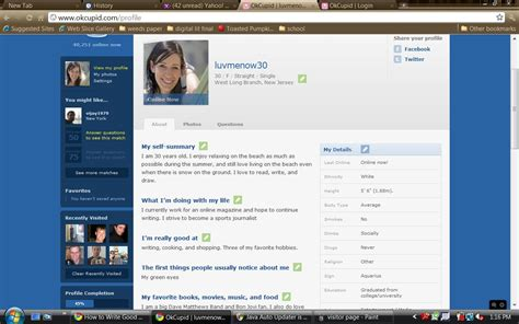 about me last online external profiles picture 6