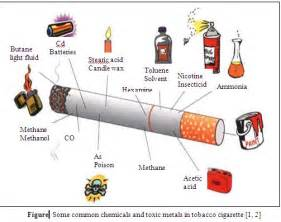 chemicals and compounds in tabacco and tabacco smoke picture 19