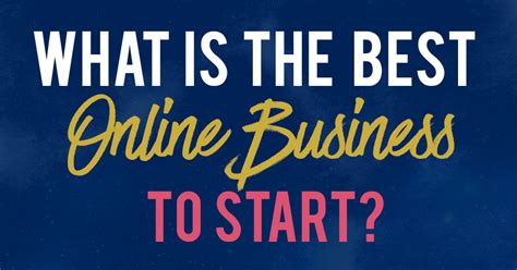 best online business to start picture 2