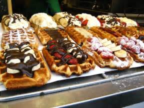 yeast waffles picture 3