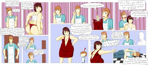 weight gain comic picture 1
