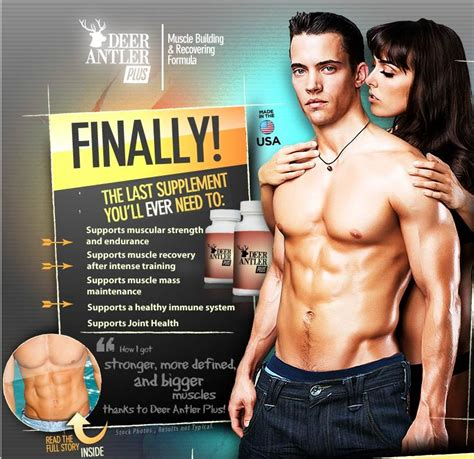 deer antler supplements and penis sensitivity picture 12